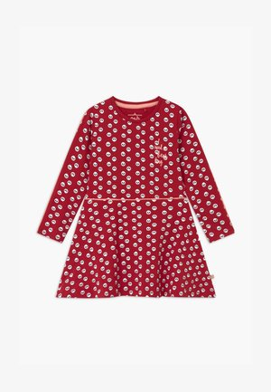 SMALL GIRLS - Jersey dress - rio red