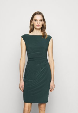 MID WEIGHT DRESS - Robe fourreau - midnight spruce