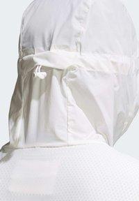 adidas Performance - MYSHELTER WIND.RDY PARKA - Parka - white - 9