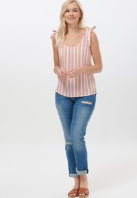 Sugarhill Brighton - ZELDA OMBRE - Blouse - multi-coloured