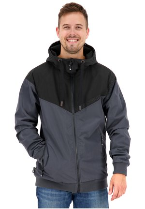 Light jacket - charcoal