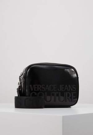 PATENT LOGO CAMERA - Across body bag - black