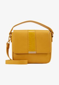 Even&Odd - Across body bag - yellow - 4