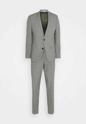REVIVE CHECK - Suit - grey