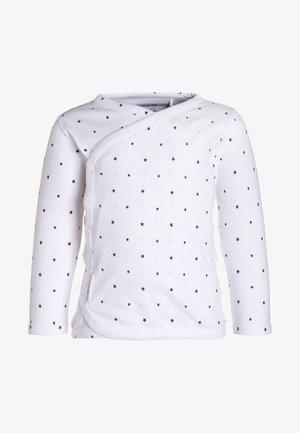 ANNE  - T-shirt à manches longues - white