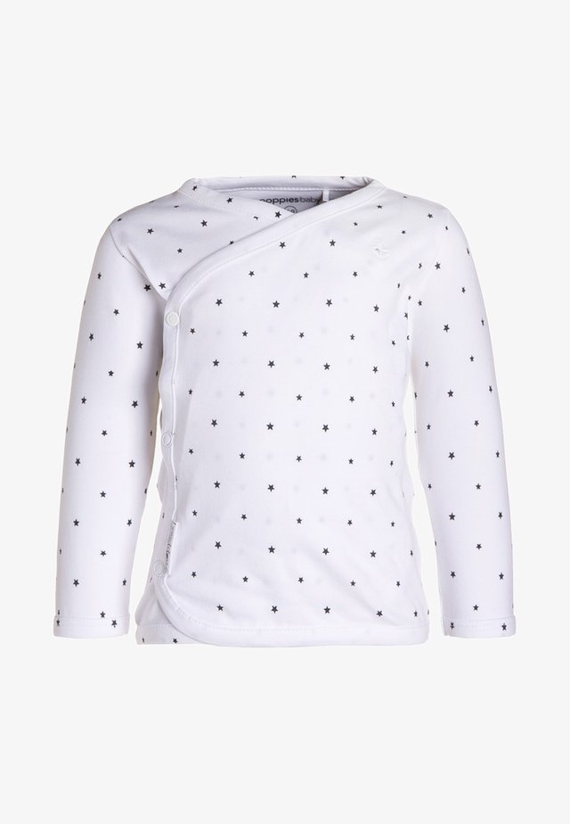 ANNE  - Long sleeved top - white