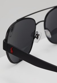Polo Ralph Lauren - Sunglasses - semishiny black/grey - 2
