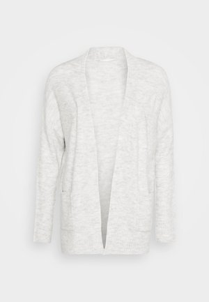 ONLSIMONE CARDIGAN - Gilet - light grey melange