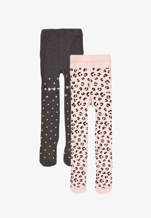 2 PACK  - Tights - multi coloured