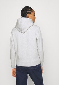 Tommy Jeans - REGULAR HOODIE - Sweat à capuche - silver grey heather - 2