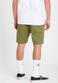 Volcom - FRICKIN  - Shorts - old_mill - 1