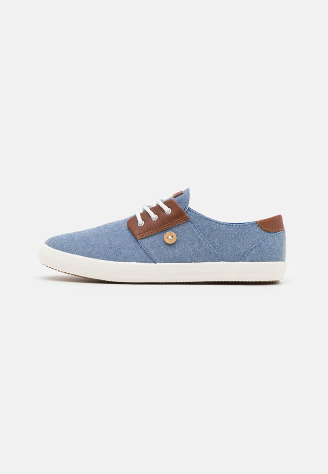CYPRESSME UNISEX - Baskets basses - blue