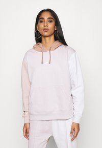 Nike Sportswear - HOODIE - Sweatshirt - platinum violet - 0