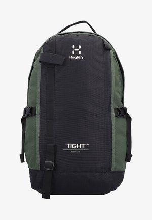 TIGHT - Zaino - true black/fjell green
