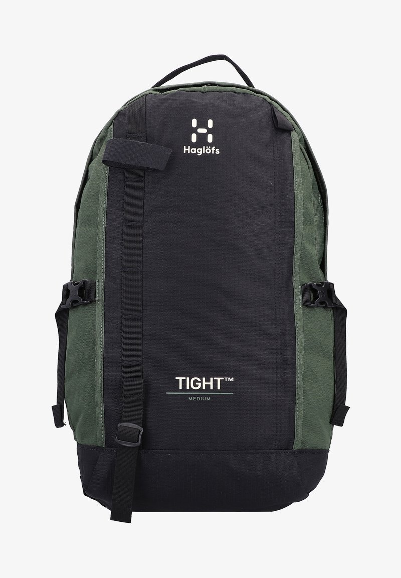 Haglöfs - TIGHT - Rucksack - true black/fjell green