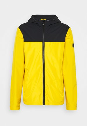ELLIS - Summer jacket - golden rod