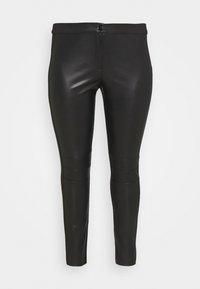 Persona by Marina Rinaldi - OSTUNI - Leggings - Trousers - black - 0