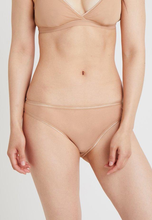 SOIRE CONFIDENCE BRAZILIAN MINIKINI - Alushousut - nude