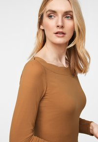 comma - Long sleeved top - tobacco - 4