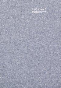 s.Oliver - BIG - Basic T-shirt - blue melange - 2