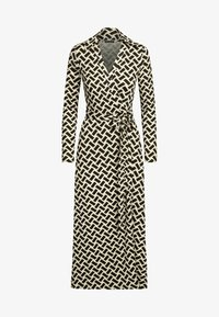Apart - Jersey dress - schwarz/beige - 2