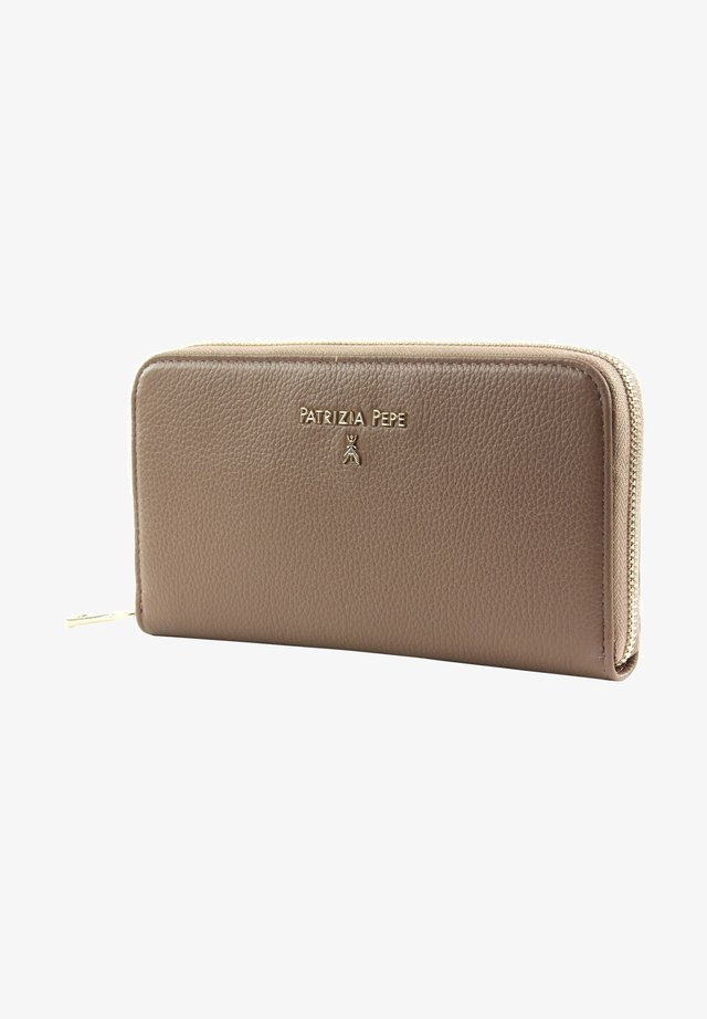 Wallet - new taupe