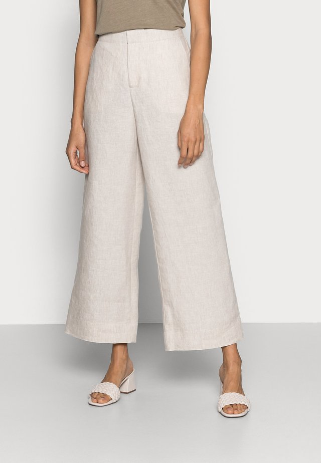 Trousers - off-white