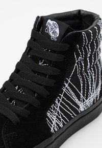 Vans - SK8 UNISEX  - High-top trainers - black/true white - 5