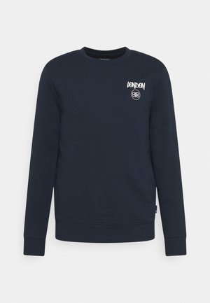 LONDON - Sweatshirt - navy