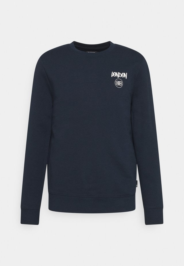 LONDON - Sweater - navy