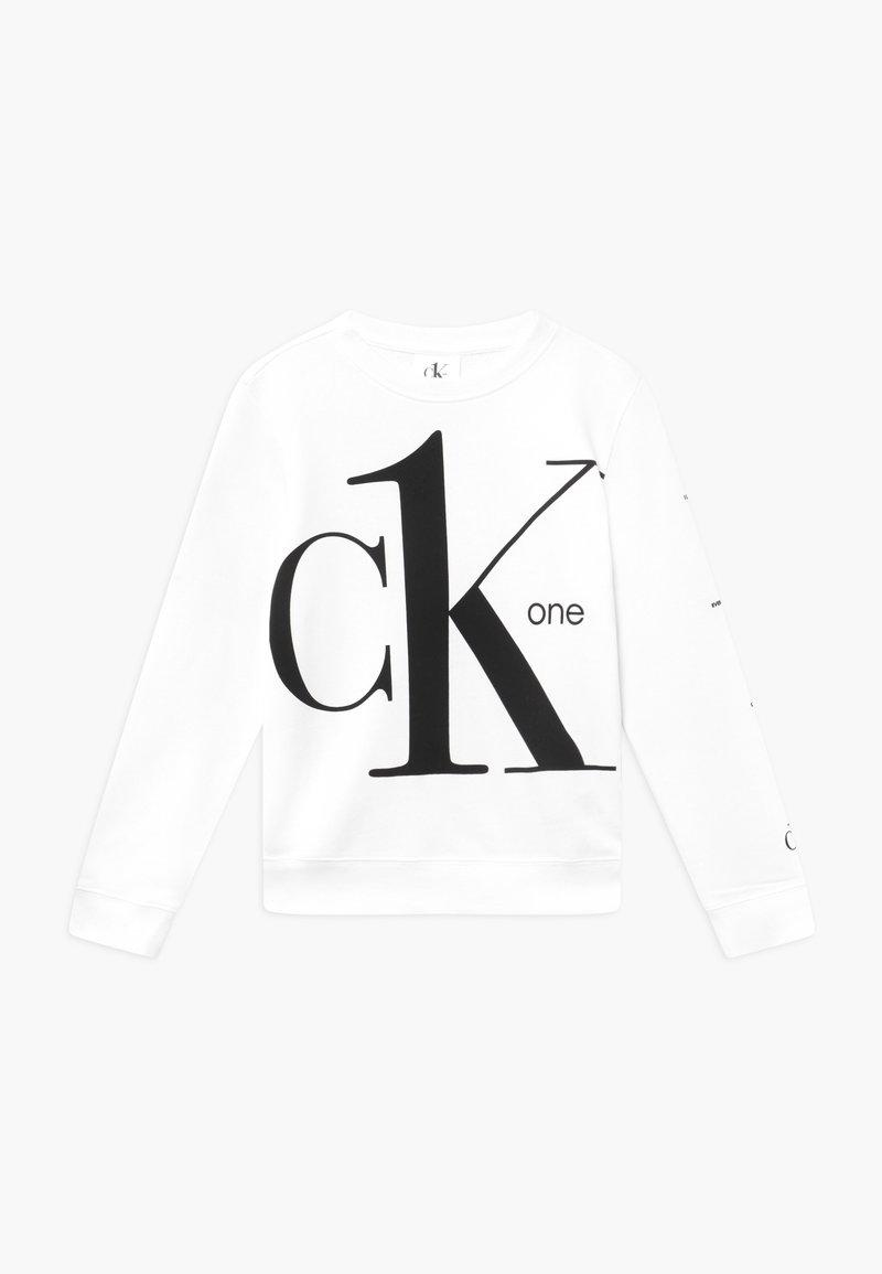 Calvin Klein Jeans - Mikina - white