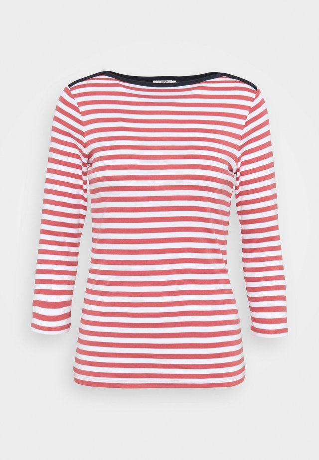 Long sleeved top - blush