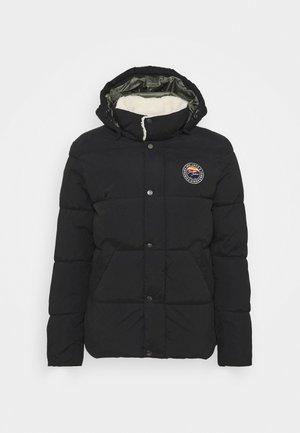 JJSURE PUFFER JACKET - Winter jacket - black
