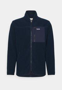 forét - SILENCE JACKET - Fleece jacket - navy - 0