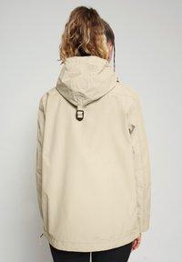 Napapijri - RAINFOREST SUMMER - Winter jacket - natural beige - 2