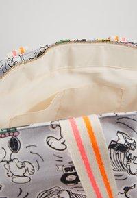 Codello - CODELLO X PEANUTS - Shopping Bag - grey - 4