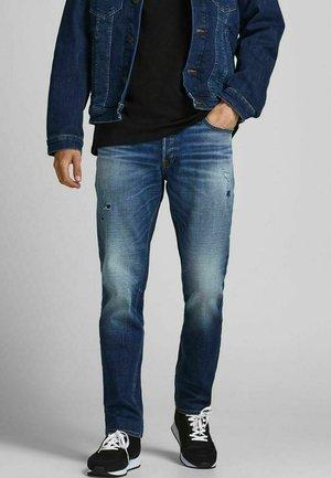 TIM ORIGINAL GE - Slim fit jeans - blue denim