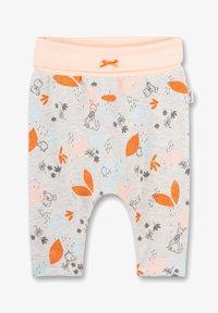 Sanetta Kidswear - Trousers - grau - 0
