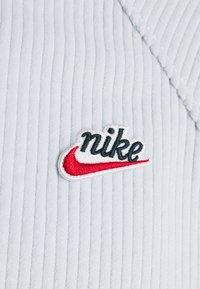 Nike Sportswear - Summer jacket - pure platinum/white - 2