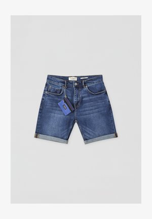 Jeansshort - dark blue