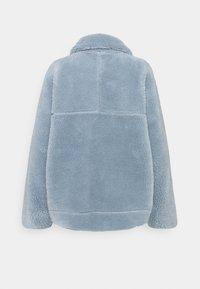 ARKET - Fleece jacket - dusty blue - 1