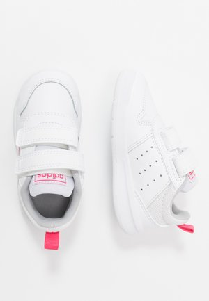 TENSAUR UNISEX - Walking trainers - footwear white/real pink