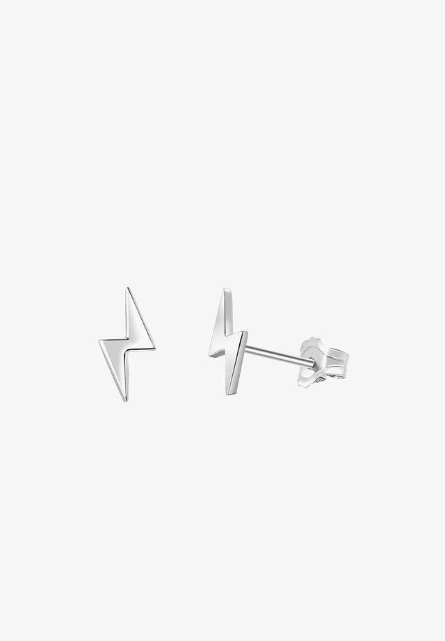 GALAXY - Earrings - silver-coloured