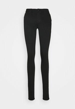 ONLSHAPE LIFE - Jeans Skinny Fit - black