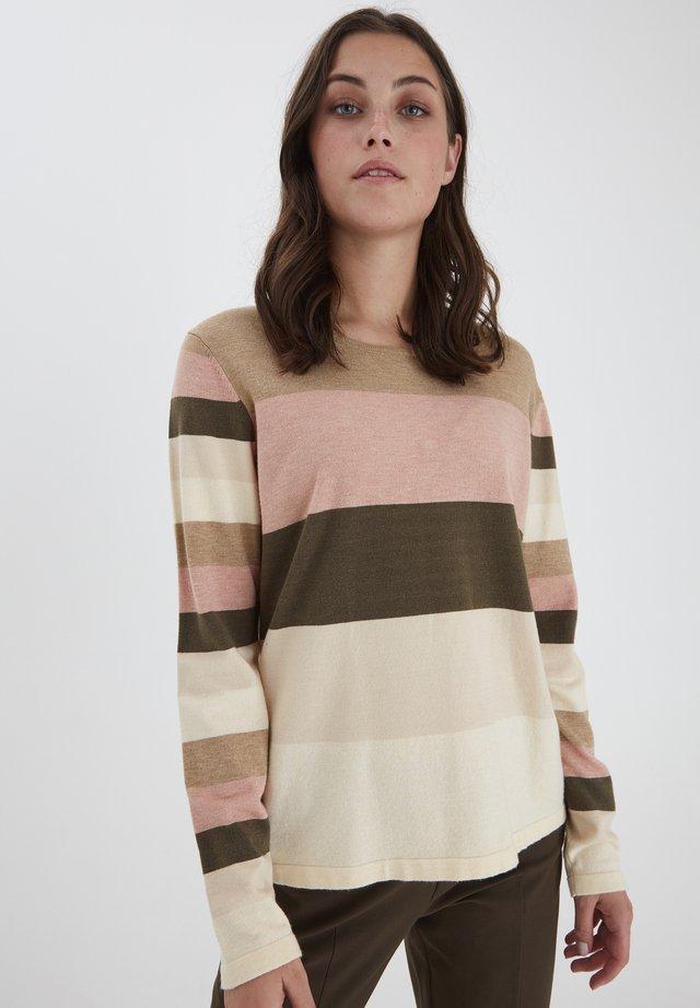 PULZ PZSARA - Sweter - multi color