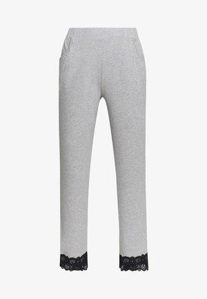 SOFA LOVES TROUSER - Pyjama bottoms - grey marl