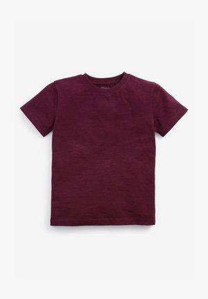 T-shirt basique - dark purple