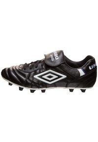 Umbro - SPECIALI 98 PRO FUSSBALLSCHUH HERREN - Moulded stud football boots - black - 0