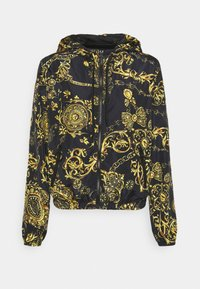 Versace Jeans Couture - OUTERWEAR - Summer jacket - black/gold - 0
