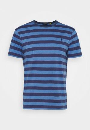 T-shirts print - boathouse navy/french blue